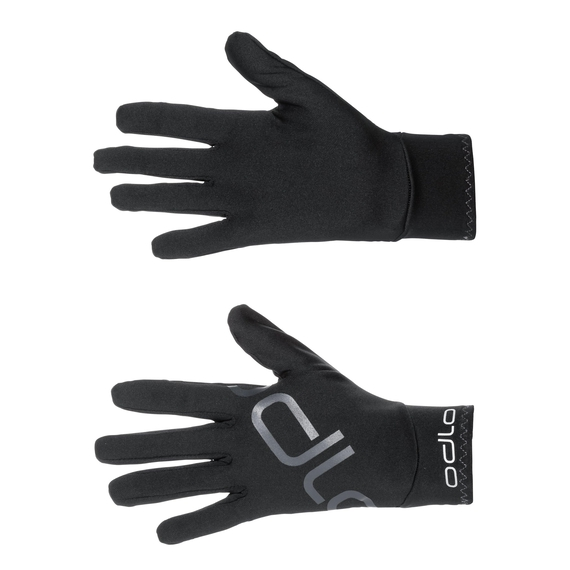 Gloves INTENSITY, black, large