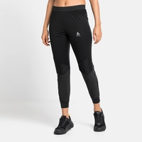 Damen ZEROWEIGHT WARM Trainingshose, black, large