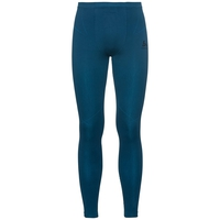 Men's PERFORMANCE EVOLUTION WARM Base Layer Pants, poseidon - blue jewel, large