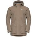 Men's HOLMENKOLLEN Hardshell Jacket, fallen rock, large