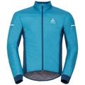 Jacket ZEROWEIGHT X-Warm, blue jewel - poseidon, large