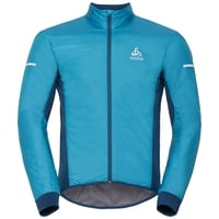 Veste ZEROWEIGHT X-WARM, blue jewel - poseidon, large