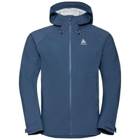 Men's CAIRNGORM 3L Hardshell Jacket, ensign blue, large