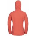 Women's AEGIS 2.5L WATERPROOF Hardshell Jacket, burnt sienna, large