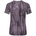 BL TOP MILLENNIUM ELEMENT Print, vintage violet - AOP FW18, large