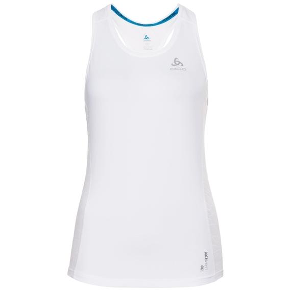 BL Top CERAMICOOL PRO Unterhemd mit Rundhalsausschnitt, white, large