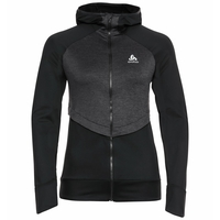 Women's MILLENNIUM YAKWARM Midlayer Hoody, black, large