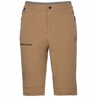 SAIKAI CERAMICOOL-short voor heren, lead gray - odlo steel grey, large