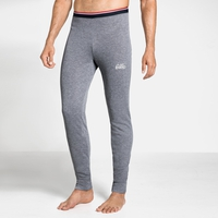 Herren ACTIVE WARM ORIGINALS Funktionsunterwäsche Hose, grey melange, large