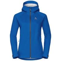 Damen AEGIS Hardshell-Jacke, energy blue, large
