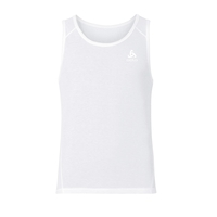Originals light baselayer singlet 2 pack men, white, large