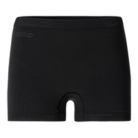 EVOLUTION WARM panty, black - odlo graphite grey, large