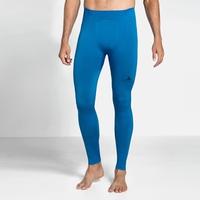 Men's PERFORMANCE WARM Base Layer Pants, directoire blue - black, large