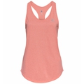 Women's MILLENNIUM ELEMENT Singlet, lantana melange, large