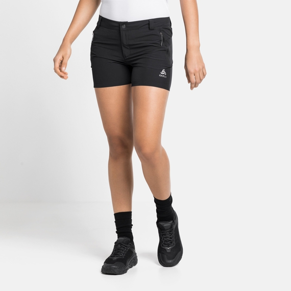FLI-short voor dames, black, large