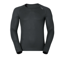 CUBIC Baselayer Shirt met lange mouwen, ebony grey - black, large