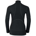 SUW Top Turtle neck 1/2 zip l/s ACTIVE ORIGINALS X-Warm, black, large