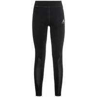 Women's ZEROWEIGHT WARP Running Tights, black, large