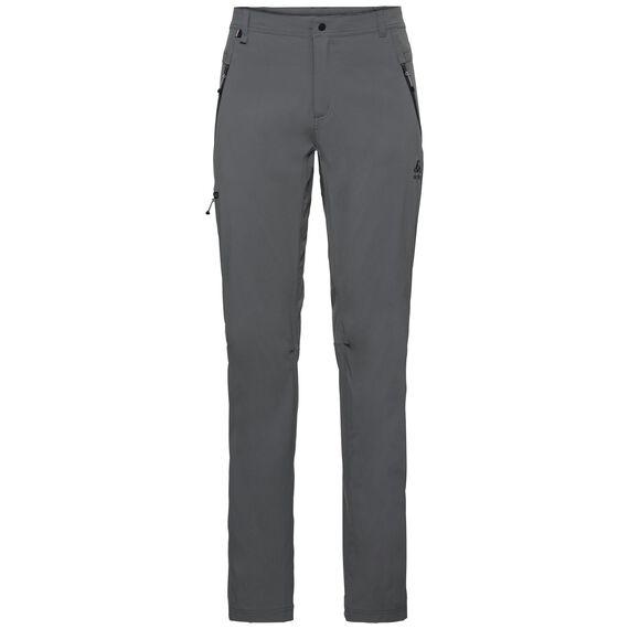 Pants long length WEDGEMOUNT, odlo steel grey, large