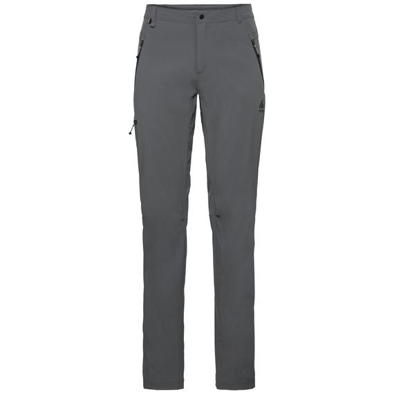 Länger geschnittene Herren WEDGEMOUNT Hose, odlo steel grey, large