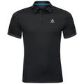NIKKO F-DRY kurzärmeliges Polohemd, black, large