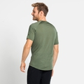 T-shirt CONCORD pour homme, matte green - odlo graphic SS21, large