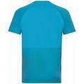 ESSENTIAL CHILL-TEC-T-shirt voor heren, horizon blue, large