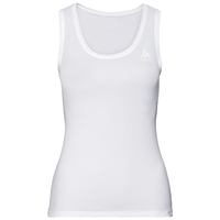 Damen ACTIVE F-DRY LIGHT Baselayer Tanktop, white, large