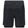 Short 2-en-1 ZEROWEIGHT CERAMICOOL LIGHT pour homme, black - black, large