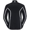 AEOLUS PRO Warm Jacke, black - odlo graphite grey, large