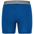 SUW Bottom Boxer NATURAL 100% MERINO WARM, energy blue, large