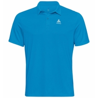 Men's CARDADA Polo Shirt, blue aster, large