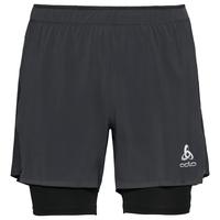 Men's ZEROWEIGHT CERAMICOOL PRO 2-in-1 Shorts, black - black, large