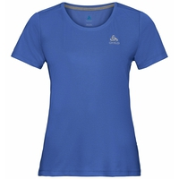 Damen F-DRY T-Shirt, amparo blue, large