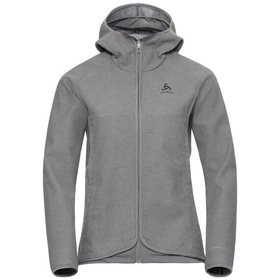 UNION Jacke, grey melange, large