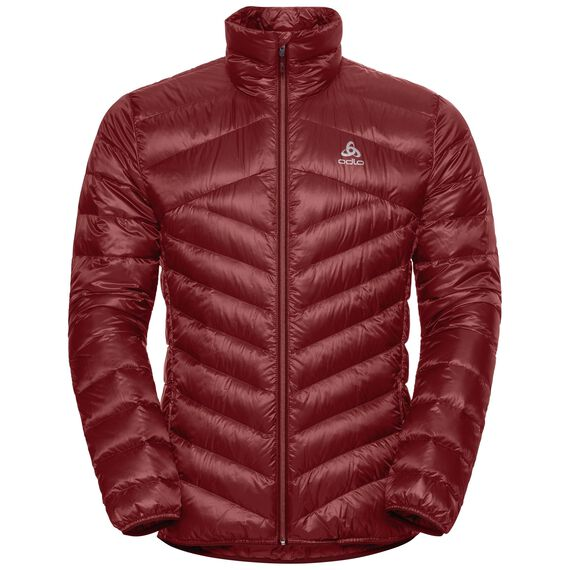 Jacket AIR COCOON, syrah, large
