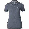 Polo shirt ELEMENT, peacoat melange, large