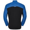 ZEROWEIGHT-fietsjas voor heren, energy blue - black, large