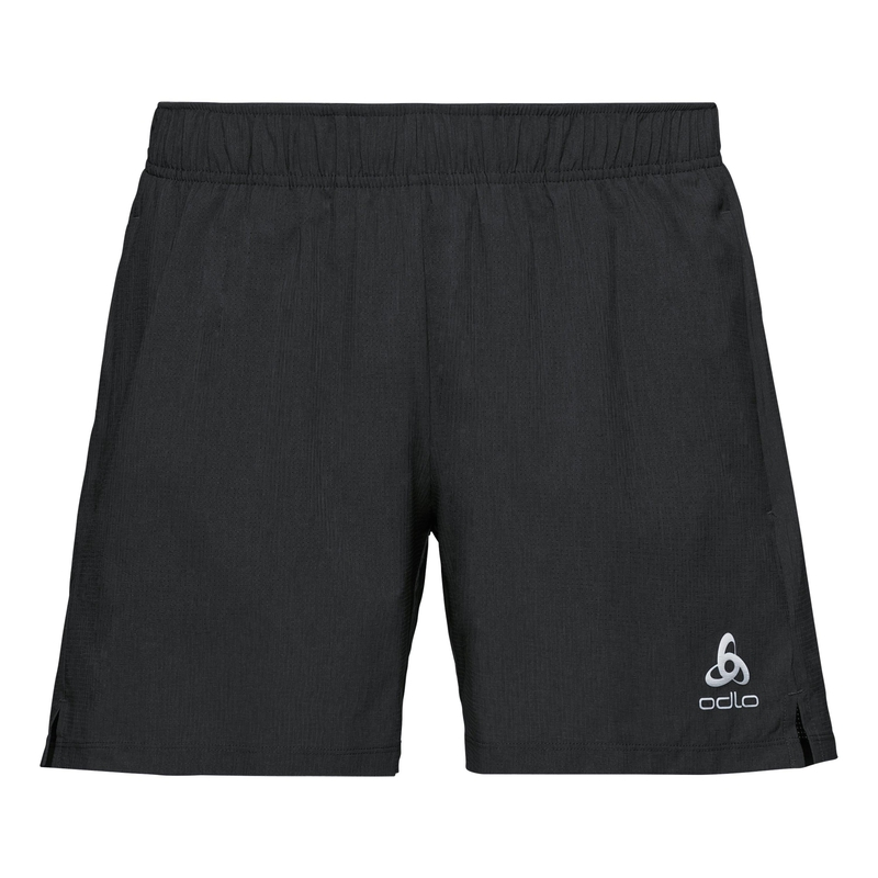 Men's ZEROWEIGHT 2-in-1 Shorts, black, large