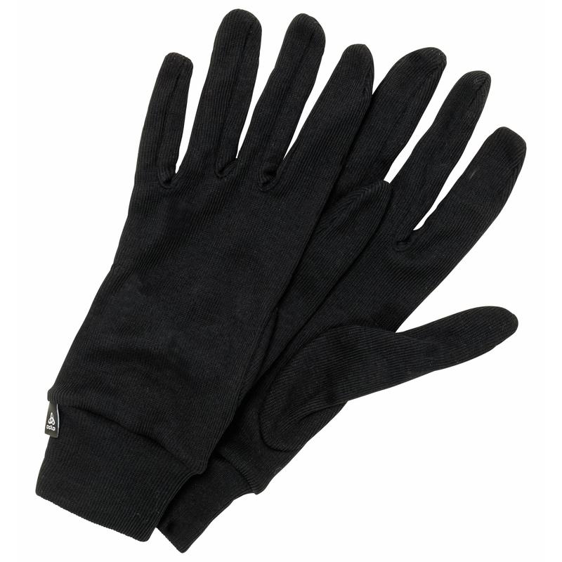 Active Warm ECO handschoenen, black, large