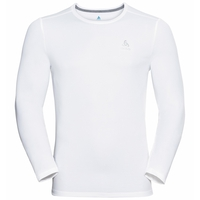 Men's F-DRY Long-Sleeve T-Shirt, white, large