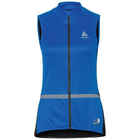MISTRAL logic Vest, lapis blue - black, large