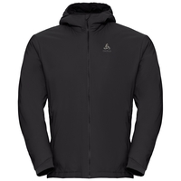 Men's FLI S-THERMIC Insulated Jacket, black, large