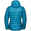 Jacket HOODY AIR COCOON, turkish tile, large