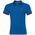 Polo NIKKO, energy blue, large