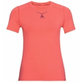 (Shirt s/s crew neck) Ceramicool, dubarry - pickled beet, large