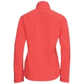 LOLO Softshell-Jacke, hot coral, large