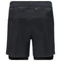 Short2-en-1 ZEROWEIGHT CERAMICOOL LIGHT pour homme, black - black, large
