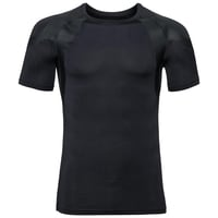 Herren ACTIVE SPINE LIGHT Baselayer T-Shirt, black, large