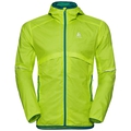 Jacket SAIKAI PRO, acid lime, large